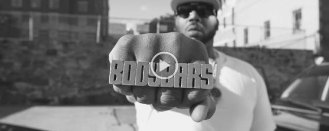 """Massachusetts Rapper Big Nate Drops """"10 Body Commandments"""""""