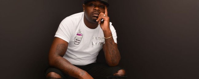 """Houston's Radeem Raises A White Cup To """"Muddy Waters"""" In Latest Visual"""